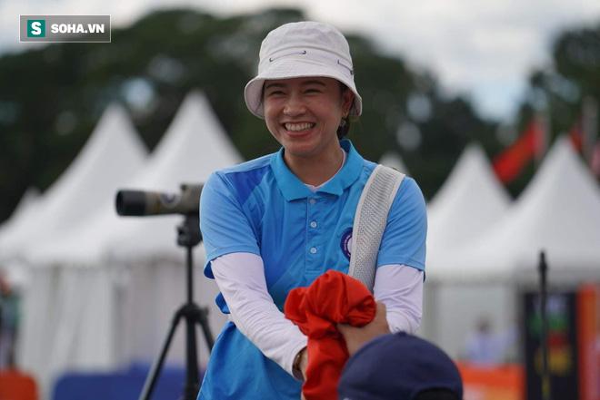 TRỰC TIẾP SEA Games ngày 8/12: Bắn cung lập hat-trick vàng, Việt Nam tạm thời bỏ xa Thái Lan - Ảnh 3.