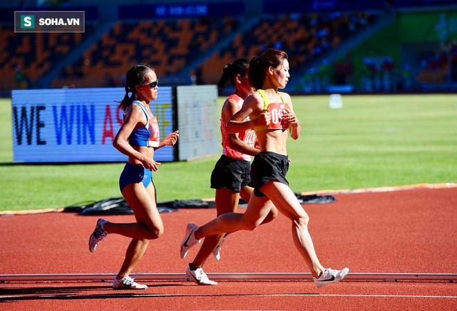 TRỰC TIẾP SEA Games ngày 8/12: Điền kinh Việt Nam giành liên tiếp 2 HCV - Ảnh 2.