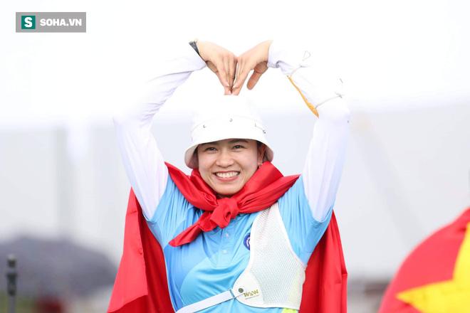 TRỰC TIẾP SEA Games ngày 8/12: Bắn cung lập hat-trick vàng, Việt Nam tạm thời bỏ xa Thái Lan - Ảnh 4.
