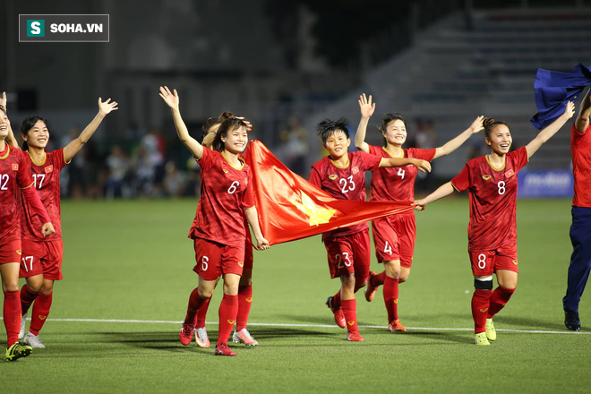 Hạ Thái Lan bằng độc chiêu, Việt Nam giành tấm HCV SEA Games sau trận cầu vô cùng quả cảm - Ảnh 8.