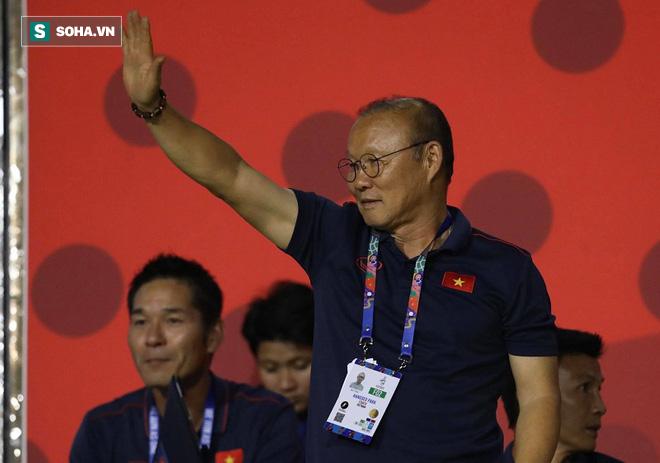 Phóng viên Indonesia: Ở HLV Park Hang-seo có một yếu tố khiến đối thủ vô cùng e ngại - Ảnh 4.