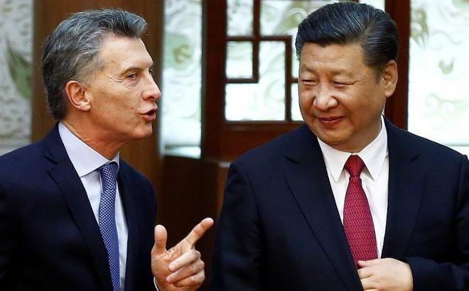 Trung Quốc áp sát sân sau nước Mỹ một cách đáng kinh ngạc: Tất cả nhờ đậu tương!