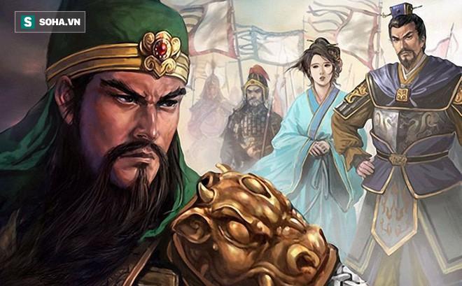 Tranh mỹ nhân của Quan Vũ, suýt chiếm đoạt con dâu, vì sao Tào Tháo ưa cướp vợ thiên hạ? - Ảnh 1.
