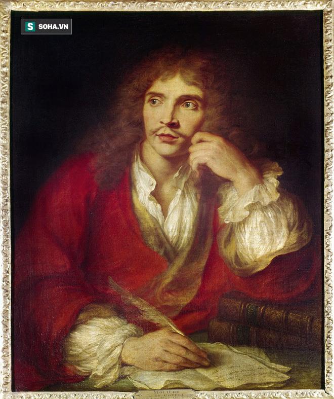 Google vinh danh Molière: Từ trẻ mồ côi mẹ vươn lên thành vĩ nhân nước Pháp - Ảnh 1.