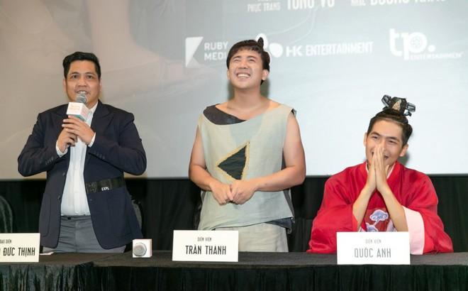 Đạo diễn Đức Thịnh: 'Trấn Thành sai với tôi và ê kíp phim Trạng Quỳnh'