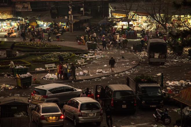 Sau Tết, hình ảnh một Đà Lạt ngập rác khiến những người yêu thành phố ngàn hoa xót xa - ảnh 6