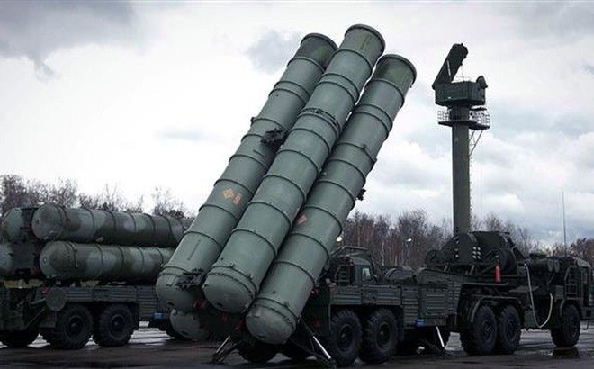 Báo Mỹ: S-300 của Nga ở Syria đe dọa nghiêm trọng dàn chiến đấu cơ Israel