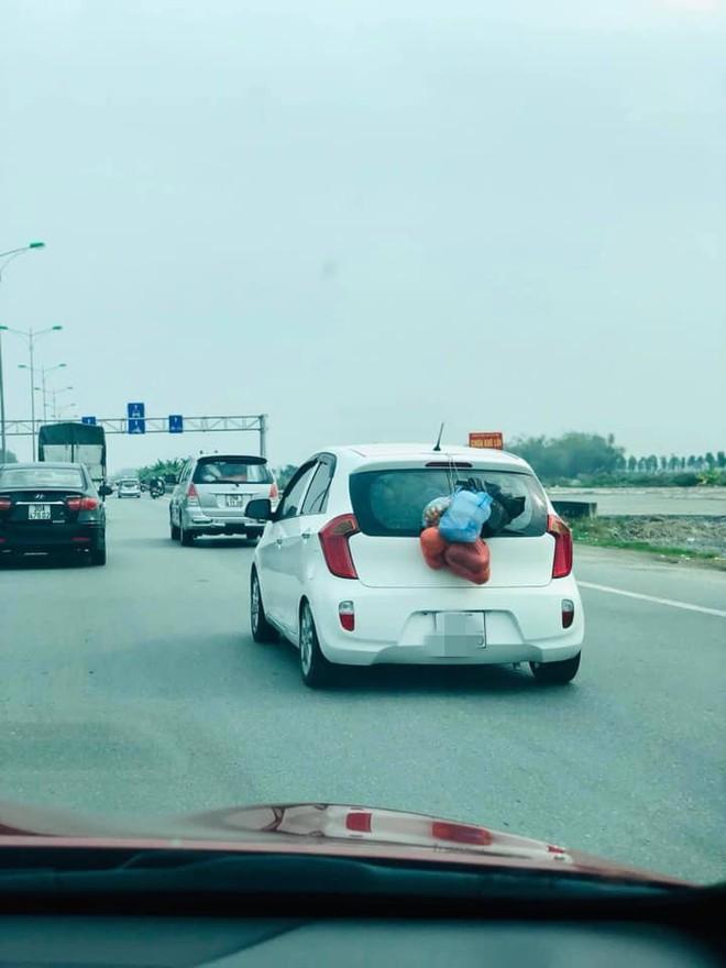 Chuyến xe chở cả quê hương quay lại thành phố sau Tết khiến nhiều người bật cười - ảnh 4