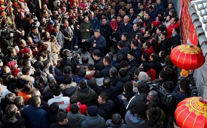 Công nhân ngồi yên, tham vọng Giấc mộng Trung Hoa của ông Tập bị vây khốn trong năm mới