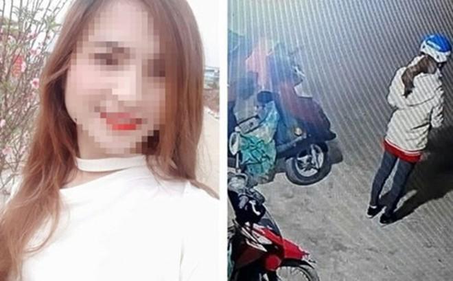 Công an khám nơi tạm trú của một nghi phạm liên quan đến vụ sát hại nữ sinh đi giao gà