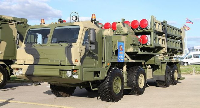 Nga tích hợp biến thể tên lửa bờ lên tàu chiến - Ảnh 1.