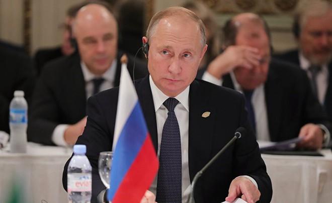 Lực lượng bí mật trong cuộc chiến tay đôi của TT Putin với phương Tây - Ảnh 2.