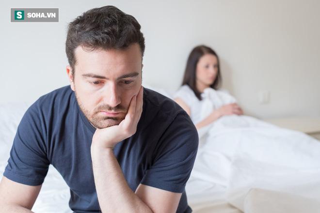 Giai đoạn nào và ai dễ có nguy cơ mắc chứng bất lực, giảm ham muốn: Hãy xem để phòng tránh - Ảnh 1.