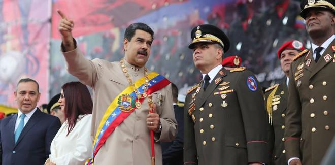 Xé nát bộ luật ân xá của Quốc hội, quân đội Venezuela định đoạt kết quả cuộc so găng Maduro-Guaido? - Ảnh 3.
