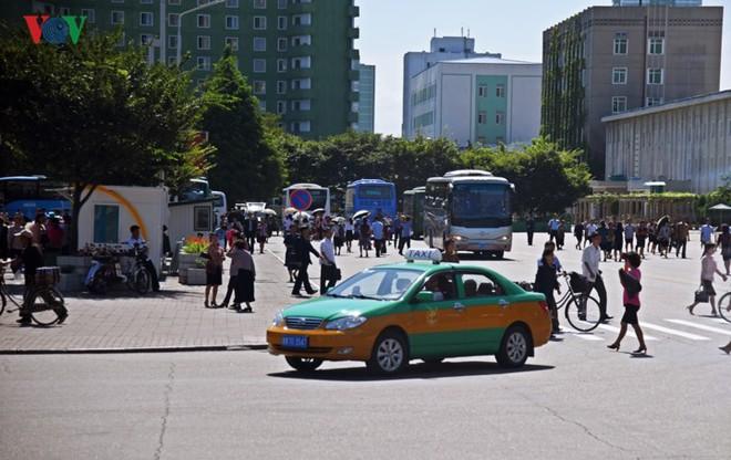 Ngỡ ngàng với mạng lưới giao thông đồng bộ ở Bình Nhưỡng (Triều Tiên) - Ảnh 16.