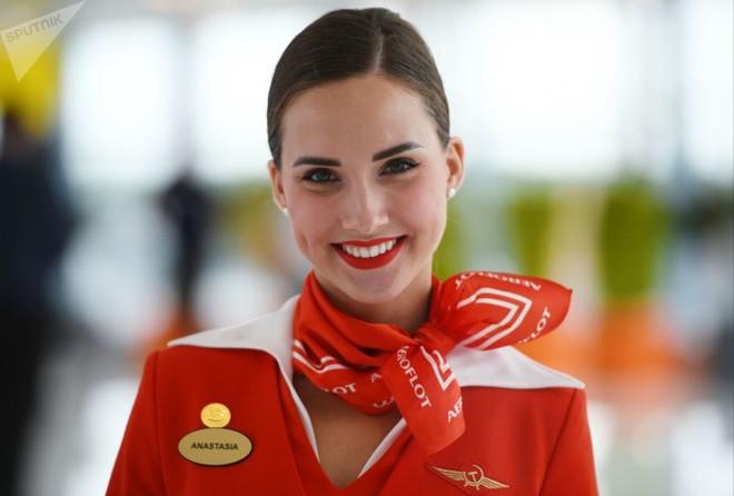 Ảnh: Nhan sắc ngọt ngào của các nữ tiếp viên hàng không Nga và Xô viết - Ảnh 3.