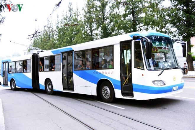 Ngỡ ngàng với mạng lưới giao thông đồng bộ ở Bình Nhưỡng (Triều Tiên) - Ảnh 3.