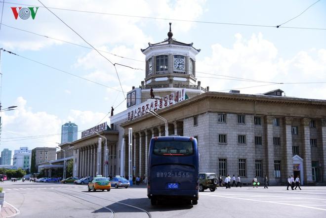 Ngỡ ngàng với mạng lưới giao thông đồng bộ ở Bình Nhưỡng (Triều Tiên) - Ảnh 7.