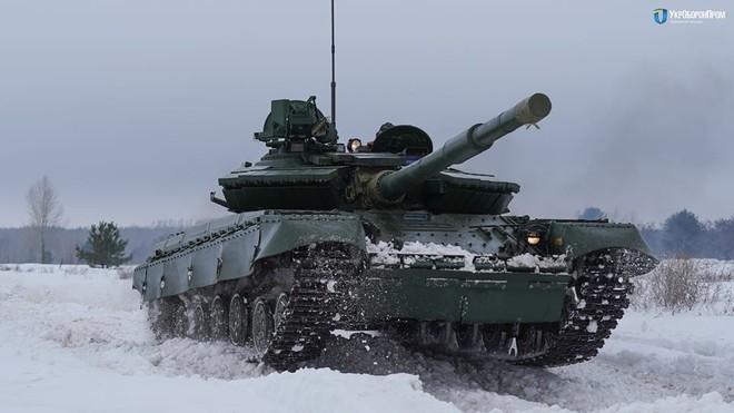 Bản nâng cấp cực mạnh của T-64B Ukraine có thể khiến T-72B3 Nga phải ôm hận - Ảnh 1.
