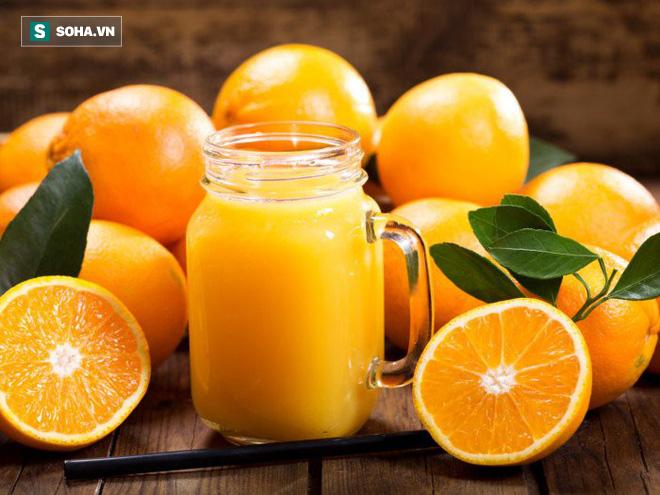 Nghiên cứu của ĐH Harvard: Hiệu quả kỳ diệu của việc uống một ly nước cam mỗi ngày - Ảnh 1.