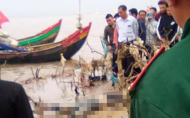 Phát hiện thi thể người phụ nữ tử vong từ trong Tết dạt vào bờ biển