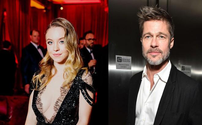Không phải vợ cũ hay mỹ nhân Nam Phi, hóa ra Brad Pitt đang hẹn hò người đẹp đáng tuổi con - Ảnh 1.
