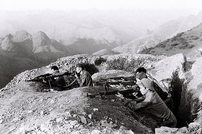 Ký ức về cuộc chiến bảo vệ biên giới phía Bắc tháng 2-1979 - Ảnh 2.