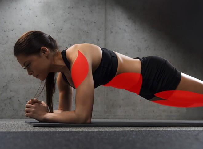 Phần mỡ thừa nào trên cơ thể bạn cần gọt bớt: Hình ảnh và bài bài tập này là thứ bạn cần - Ảnh 2.