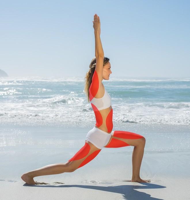 Phần mỡ thừa nào trên cơ thể bạn cần gọt bớt: Hình ảnh và bài bài tập này là thứ bạn cần - Ảnh 6.