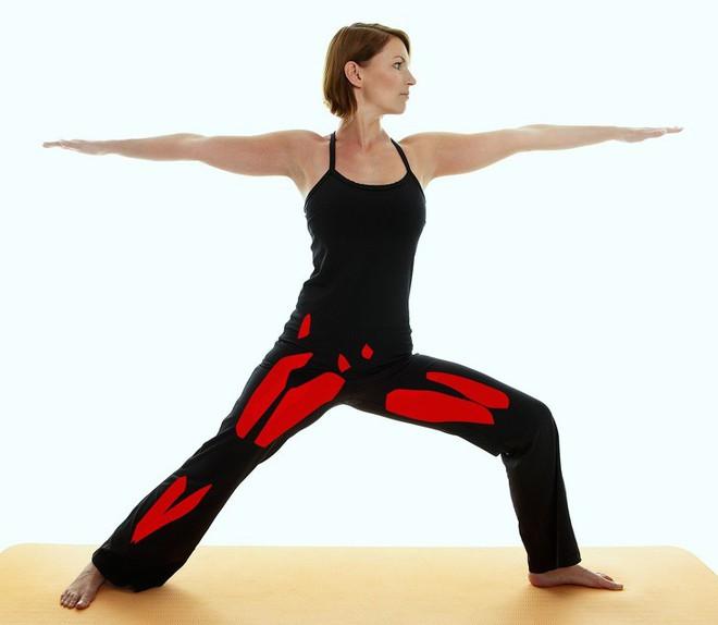 Phần mỡ thừa nào trên cơ thể bạn cần gọt bớt: Hình ảnh và bài bài tập này là thứ bạn cần - Ảnh 7.