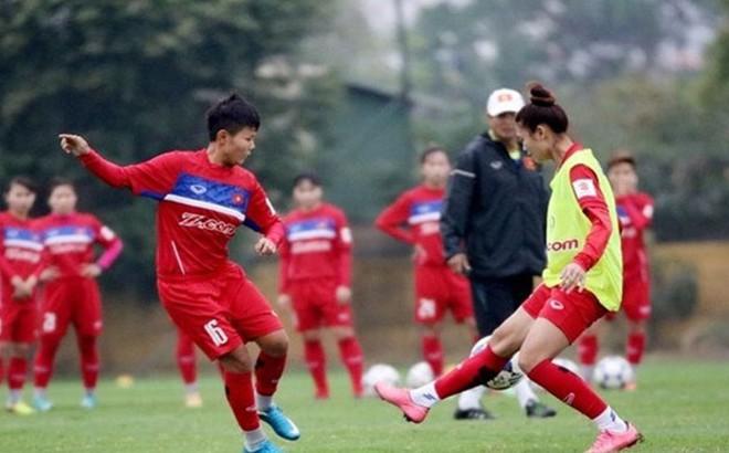 Đội tuyển nữ Việt Nam gặp Jordan ở vòng loại thứ 2 Olympic 2020