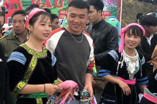 Tưng bừng sắc xuân trong lễ hội Gầu Tào - Ảnh 16.