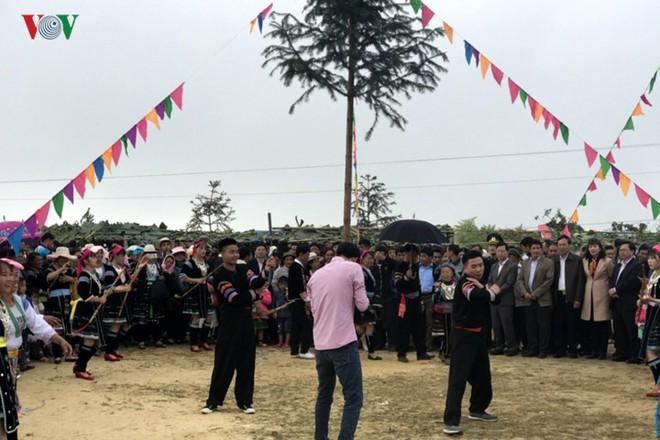 Tưng bừng sắc xuân trong lễ hội Gầu Tào - Ảnh 7.