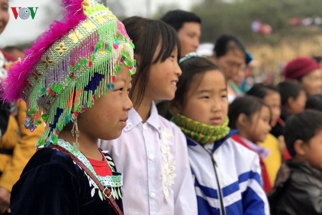 Tưng bừng sắc xuân trong lễ hội Gầu Tào - Ảnh 10.