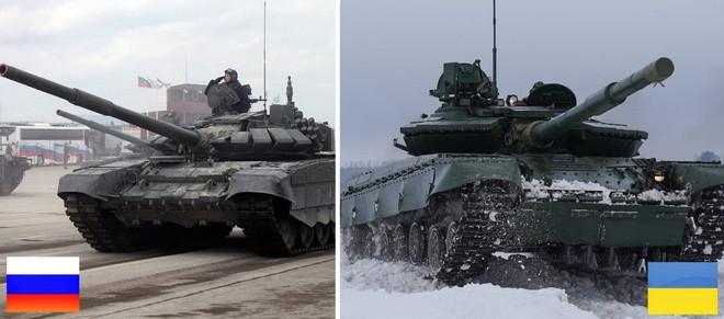 Chuyên gia Nga thừa nhận xe tăng T-64BM Ukraine vượt trội T-72B3 - ảnh 1