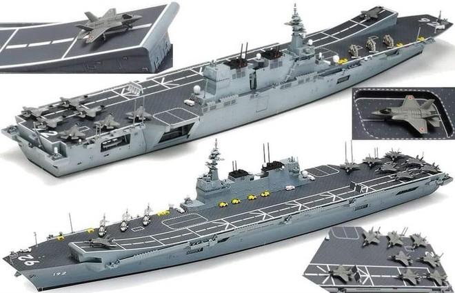 Nhật hoán cải Izumo thành tàu sân bay mang siêu vũ khí, Trung Quốc đối mặt với ác mộng - Ảnh 2.