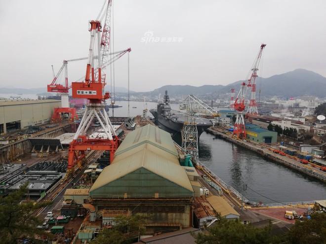 Nhật hoán cải Izumo thành tàu sân bay mang siêu vũ khí, Trung Quốc đối mặt với ác mộng - Ảnh 1.