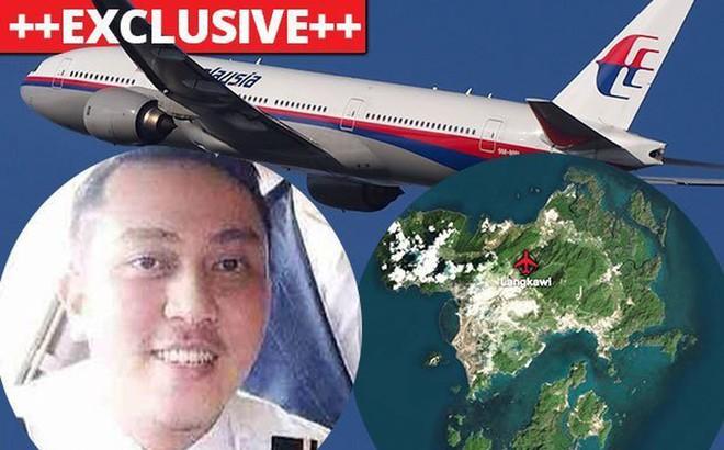 """Giả thuyết MH370 là máy bay """"ma"""" trước khi lao xuống biển: Cơ phó là người sống sót cuối cùng"""