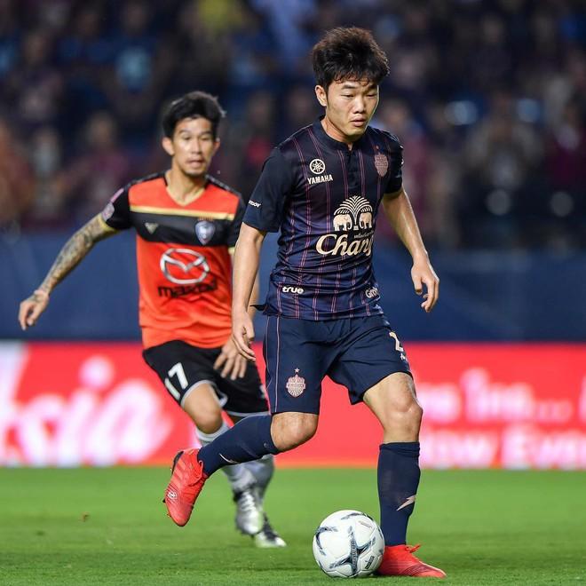 Khen ngợi Xuân Trường, fan Thái Lan yêu cầu đặc quyền cho người hâm mộ Việt Nam - Ảnh 2.