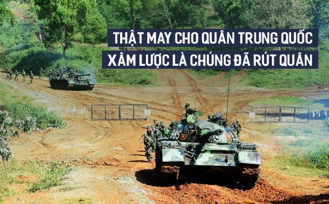Cuộc hành quân thần tốc của Lữ đoàn Xe tăng 203: May cho quân TQ là chúng đã rút lui!