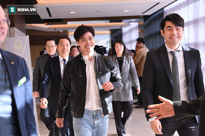 Đặt kỳ vọng lớn, báo Hàn Quốc so sánh Công Phượng với Park Ji-sung  - Ảnh 1.