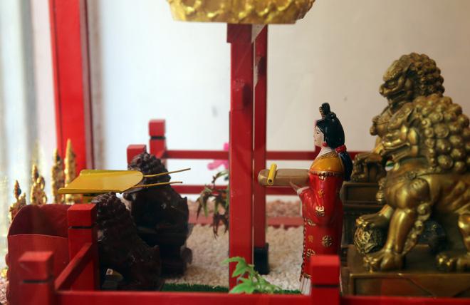 Rằm tháng Giêng, dân Sài Gòn đội nắng xin quẻ ở máy nhả xăm tự động trong chùa - Ảnh 14.