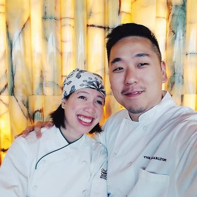 Quán ăn Dê mù và cuộc sống đầy cảm hứng của cô gái khiếm thị gốc Việt vô địch Vua đầu bếp Mỹ - Ảnh 6.