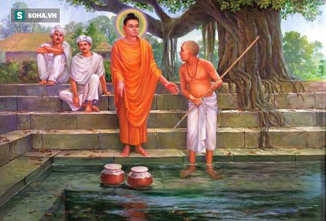 Cùng gặp Đức Phật, 3 người có 3 kết cục khác nhau, bài học ai biết áp dụng sẽ thành công - Ảnh 3.