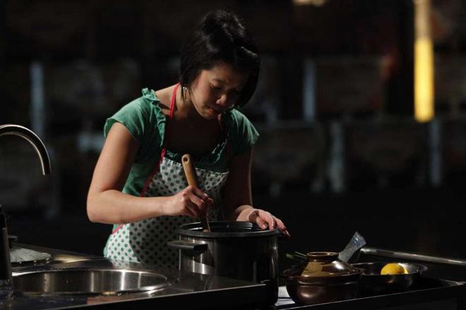 Quán ăn Dê mù và cuộc sống đầy cảm hứng của cô gái khiếm thị gốc Việt vô địch Vua đầu bếp Mỹ - Ảnh 2.