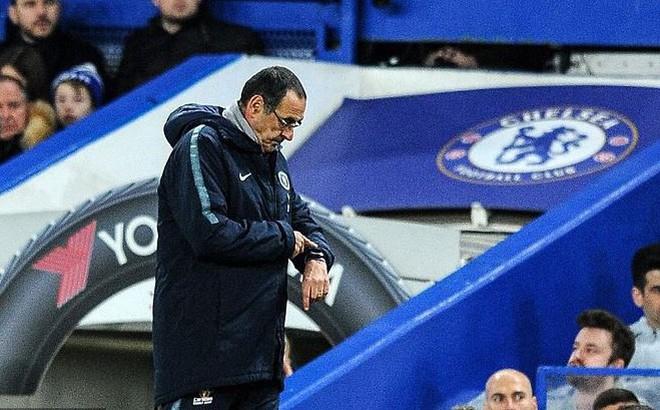 HLV Chelsea phát biểu gây sốc sau trận thua M.U