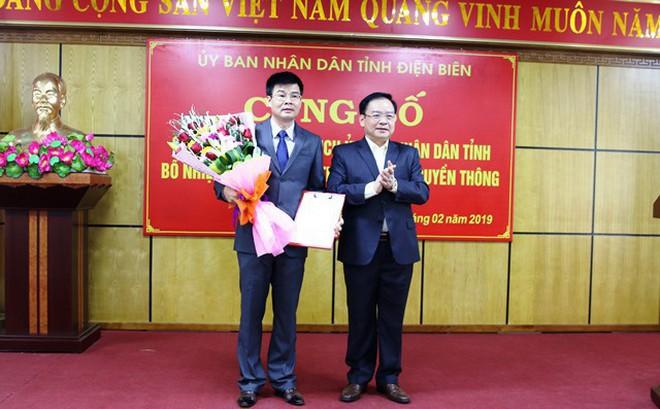 Nhân sự mới Hà Nội và 5 địa phương