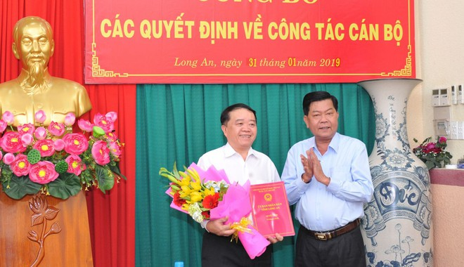 Nhân sự mới Hà Nội và 5 địa phương - Ảnh 4.