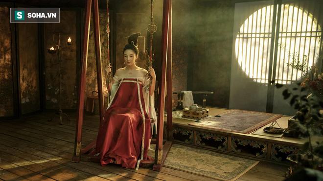 Không phải Dương Ngọc Hoàn, đây mới là Dương Quý phi đầu tiên của nhà Đường - Ảnh 3.