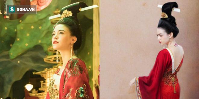 Không phải Dương Ngọc Hoàn, đây mới là Dương Quý phi đầu tiên của nhà Đường - Ảnh 2.